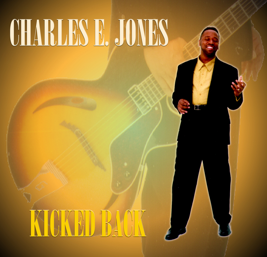 kicked back CD Cover