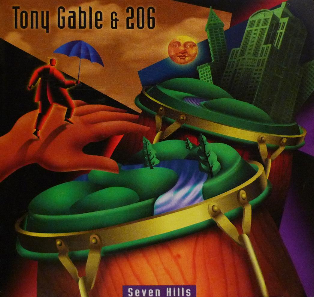Tony Gable & 206 - Seven Hills