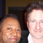 CJ& Brian Broomberg at the Jazz Alley