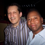 CJ & Jeff Lorber at Jazz Alley Seattle