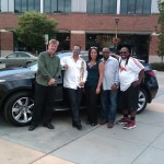 DMO Group with Shanika Peacock from Acura Motors