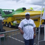 Cj at the 2010 Seafair Hydro Races in the Pits