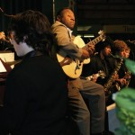 CJ and the Garfield Stage Band at Winterfest